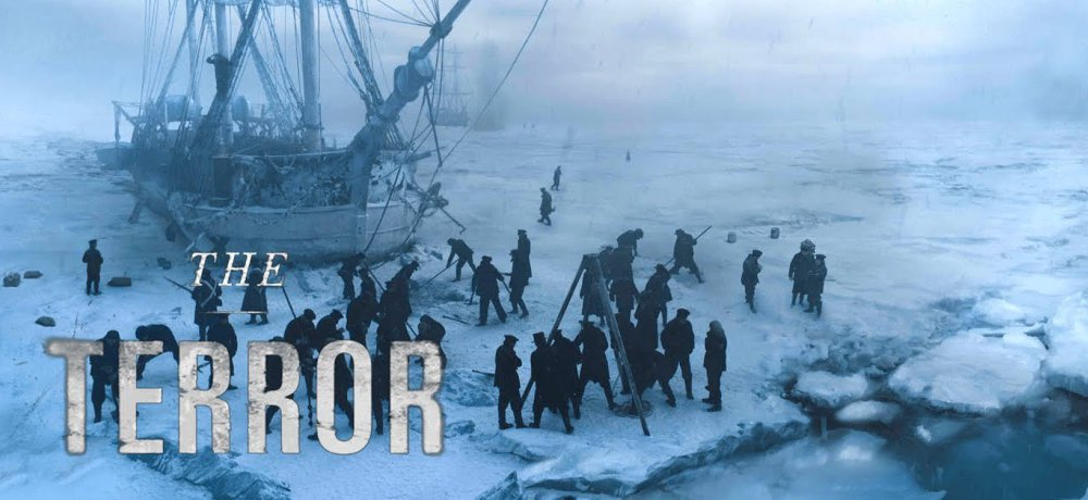 AMC's 'The Terror' Season 1 Coming to Blu-ray and DVD on August 21st