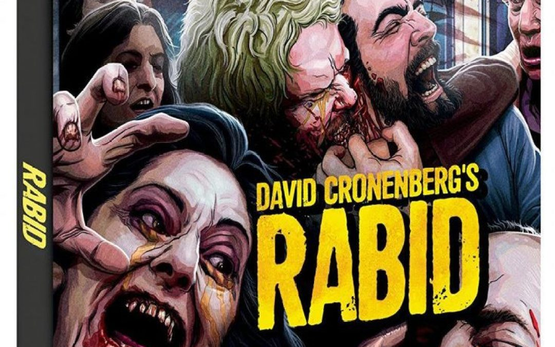 New Clips And Trailer For 'Rabid'
