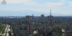 نظام الأسد ينقلب على هدنة الوعر