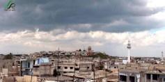 مدينة تلبيسة في حمص – عدسة محمود بكور
