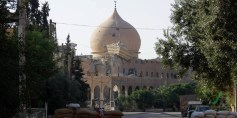 مسجد عثمان بن عفان في حي المطار القديم بمدينة ديرالزور – عدسة محمد الحامد
