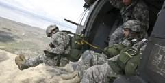 التحالف الدولي ينفذ عمليات إنزال جويّ شرق دير الزور