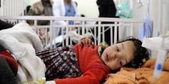 الكوليرا تقتل 1770 يمنياً في 11 أسبوعاً