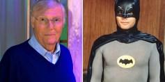 وفاة آدم ويست بطل مسلسل باتمان عن 88 عاماً