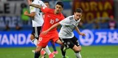 ألمانيا تتعادل مع تشيلي.. والكاميرون مع استراليا في كأس القارات