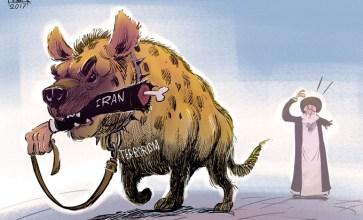 إيران والإرهاب.. من يربي وحشاً يأكله – ريشة ياسر أحمد