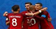 البرتغال والمكسيك إلى نصف نهائي كأس القارات