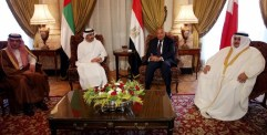 الدول المقاطعة تأسف لرد قطر السلبي والدوحة تجدد رفضها التدخل بشؤونها