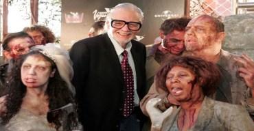وفاة المخرج جورج روميرو مبتكر أفلام الزومبي