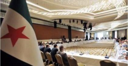 الهيئة العليا للمفاوضات تؤجل اجتماع الرياض ليوم الاثنين