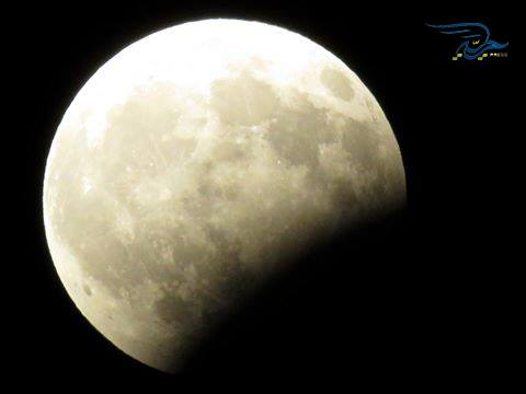 moon - homs