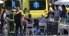 """منفذ اعتداء برشلونة من """"معجبي"""" نظام الأسد"""