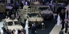 ارتفاع مبيعات الأسلحة البريطانية إلى الأنظمة القمعية