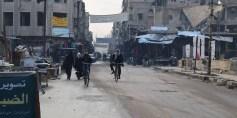 حصار جديد يعصف بأهالي الغوطة الشرقية