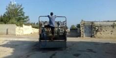 كيف يحصل سكان ريف حمص الشمالي على المياه؟