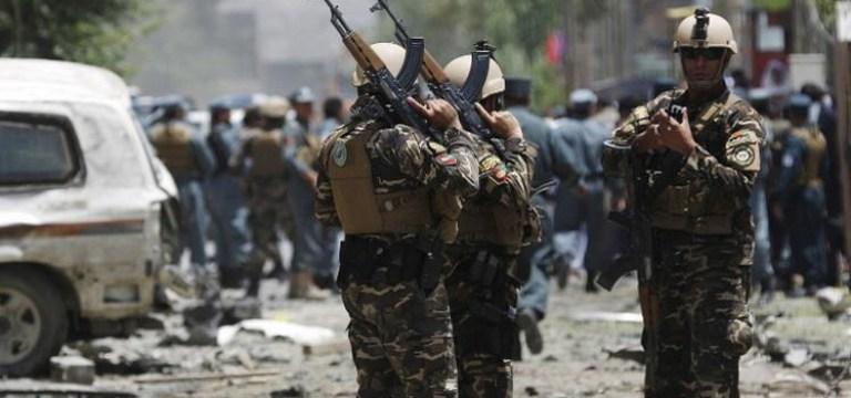 مقتل عشرات الجنود الأفغان في هجوم تبنته طالبان