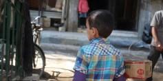 أطفال الغوطة الشرقية..أبناء قهر ولده القصف والحصار