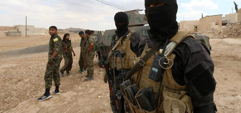 Former ISIS members in SYRIA are now leaders in SDF militias