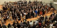 أوركسترا المغتربين السوريين.. رحلة لجوء إلى الموسيقى