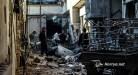 يوميات من الغوطة المحاصرة – عدسة عمران الدوماني