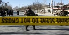 """حركة """"طالبان"""" تتبنى الهجوم على فندق في كابل"""