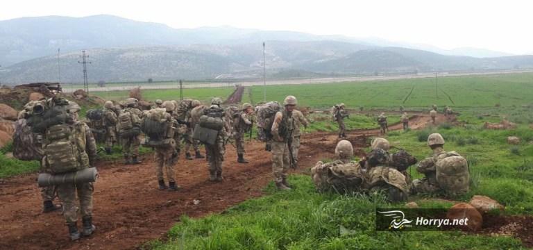 عملية «غصن الزيتون» التركية تتقدم و«الناتو» يدعمها