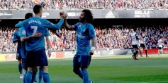 ريال مدريد يتخطى مصاعبه ويعود بالفوز من ميستايا