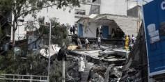 زلزال بقوة 7.5 يضرب جنوب المكسيك يدفع بآلاف السكان إلى الشوارع