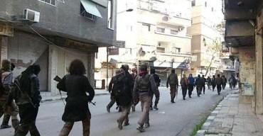 صفقة تبادل بين تنظيم الدولة ونظام الأسد جنوب دمشق