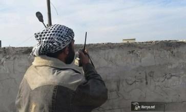 """""""أبو عبدو"""".. عيون على السماء لتحذير المدنيين من الغارات الوشيكة"""