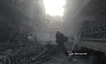 مذبحة الغوطة الشرقية