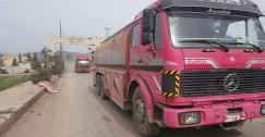 انفراج أزمة المحروقات في إدلب عقب تحرير عفرين