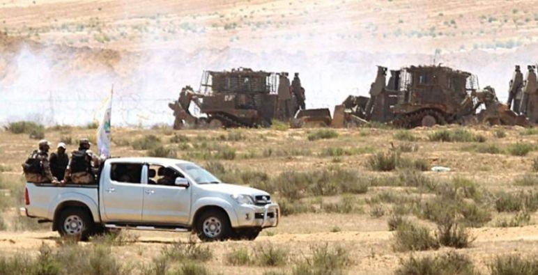 التوصل لتهدئة في غزة بين حماس والاحتلال بجهود مصرية وأممية