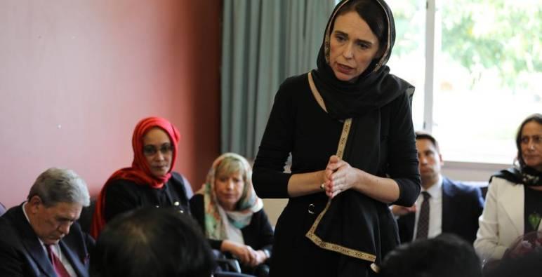 رئيسة وزراء نيوزيلندا: تاريخنا تغير إلى الأبد بعد مجزرة المسجدين