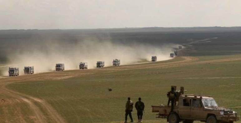 """""""قسد"""" تنفي تقريراً عن هزيمة """"داعش"""" بالكامل في الباغوز"""