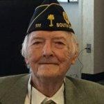 Legionnaire George Olson