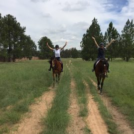 We love our horses THIS much