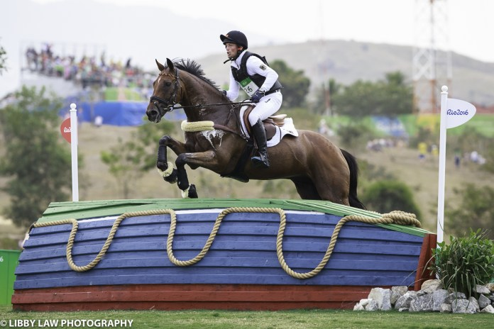 Michael Jung once again showed what a brilliant eventer he is and could well achieve something spectacular today. (Image: Libby Law)