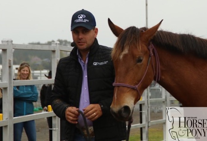 Dan Steers had some great advice for the boys interested in equestrian activities.