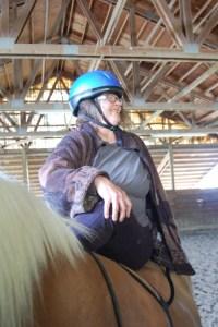 Horseback-Twist