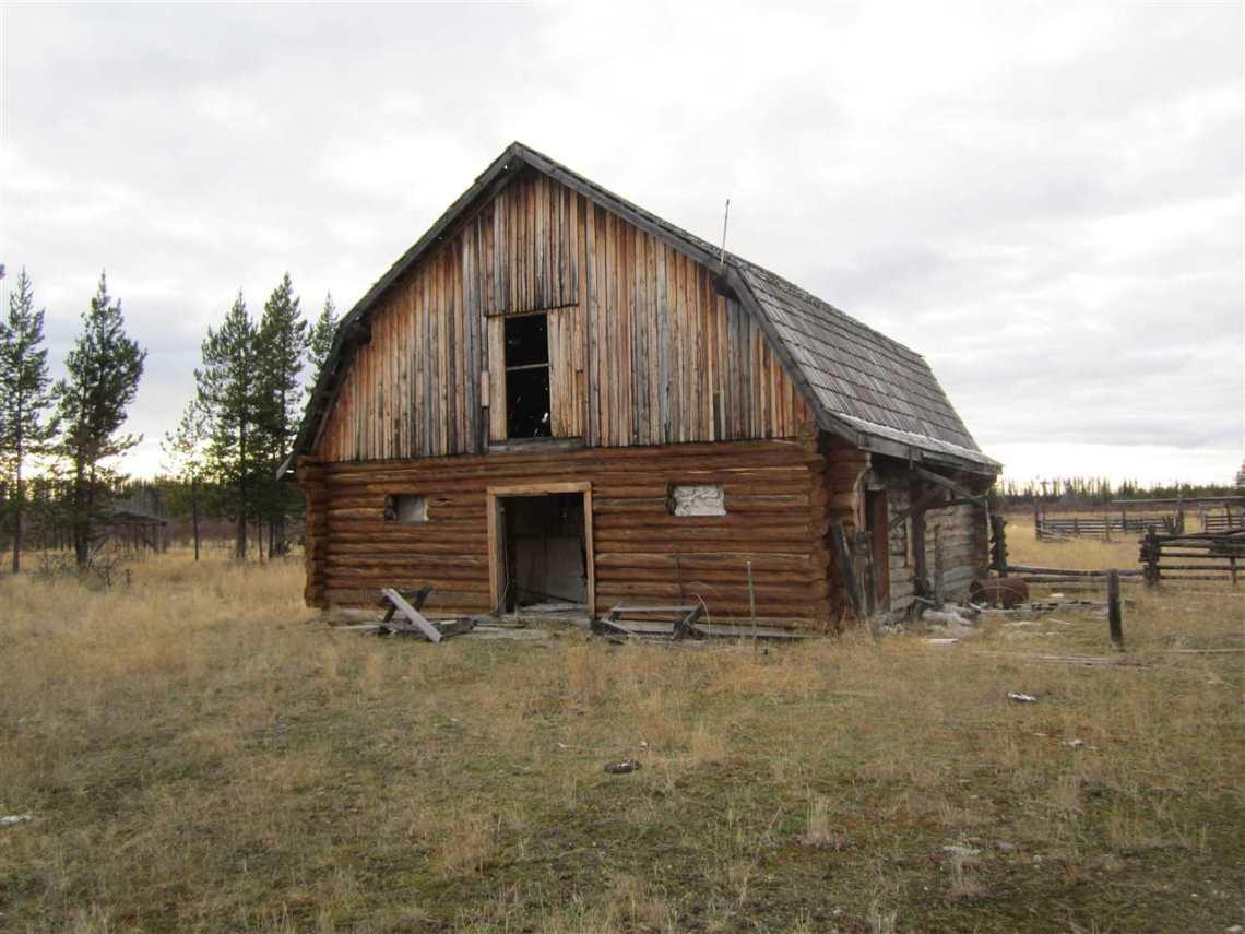 120 Acre Hobby Farm with Log Home & Outbuildings - 651 Jackpine Road, 150 Mile House BC