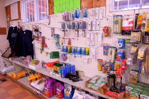 Horsefly BC - Clarke's General Store