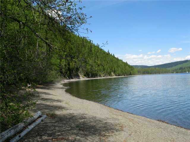 Quesnel Lake Waterfront Property with Magnificent View - 5980 Horsefly-Likely Forest Service Road