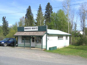 Horsefly Realty Office