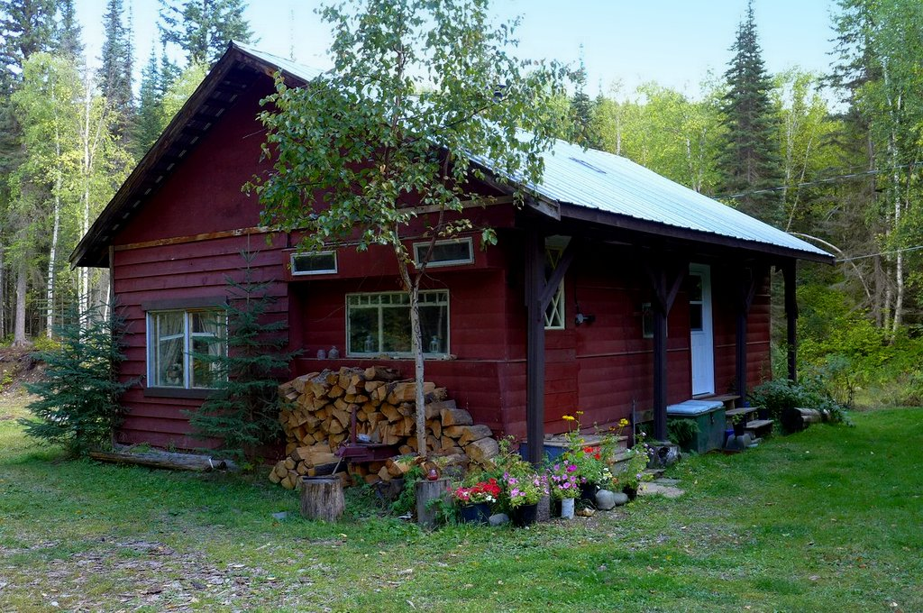 Lovely Hunting/Fishing Cabin near Horsefly River - 4578 Horsefly-Quesnel Lake Road, Horsefly BC