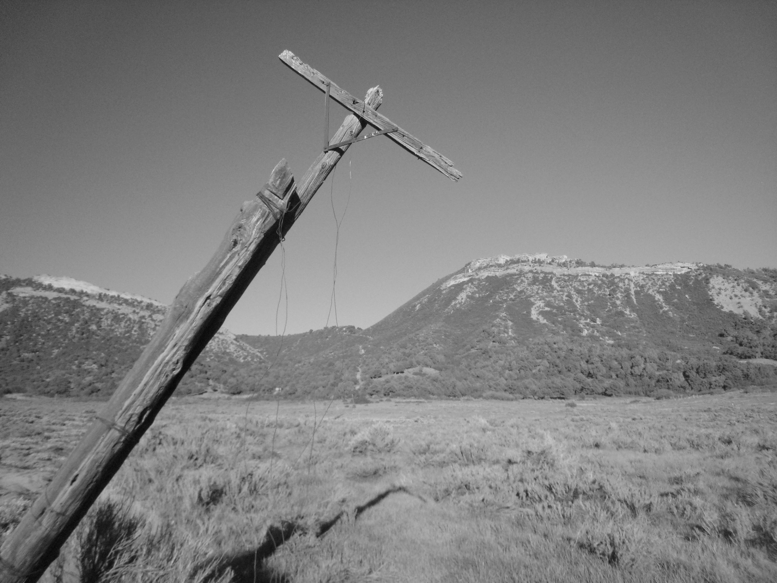 Horse Gulch Blog » Blog Archive The history behind Telegraph Trail