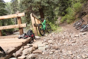 Colorado Parks and Wildlife wants the Forest Service to ban mountain bikers from two trails in the Hermosa Creek area.