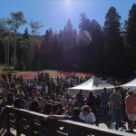 Scenes from Ullr Fest and the uber burly freeride trails at Pajarito Mountain Ski Area