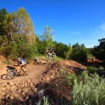 The new Chapman Hill Flow Trail opened today, so go ride it on your mountain bike
