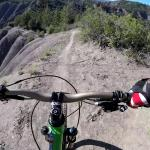 GoPro Video: Riding Hogs Back Trail, Skid Ridge and Slime Gulch